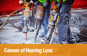 What caused your hearing loss
